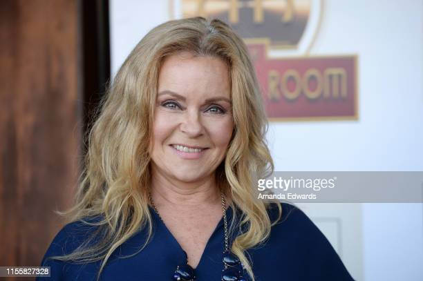 Actress Jill Whelan arrives at the debut of the Southern California location of Michael Feinstein's new supper club Feinstein's at Vitello's on June...