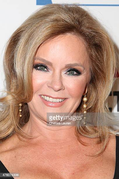 """Actress Jill Whelan attends the 'Cool Comedy - Hot Cuisine"""" to benefit the Scleroderma Research Foundation at the Beverly Wilshire Four Seasons Hotel..."""