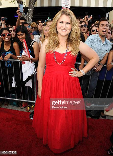 Actress Jillian Bell attends the Premiere Of Columbia Pictures' 22 Jump Street at Regency Village Theatre on June 10 2014 in Westwood California