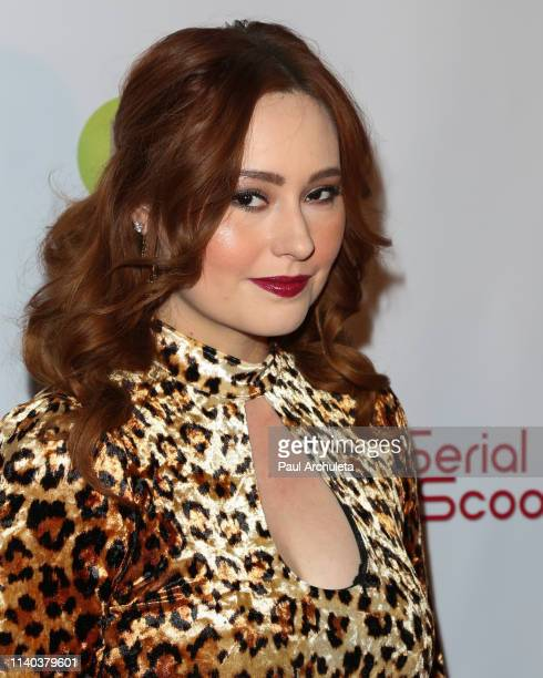 Actress Jillian Clare attends the 10th Annual Indie Series Awards at The Colony Theater on April 03 2019 in Burbank California