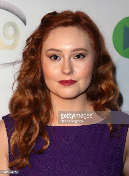 Actress Jillian Clare attends the 9th Annual Indie Series Awards at The Colony Theatre on April 4, 2018 in Burbank, California.