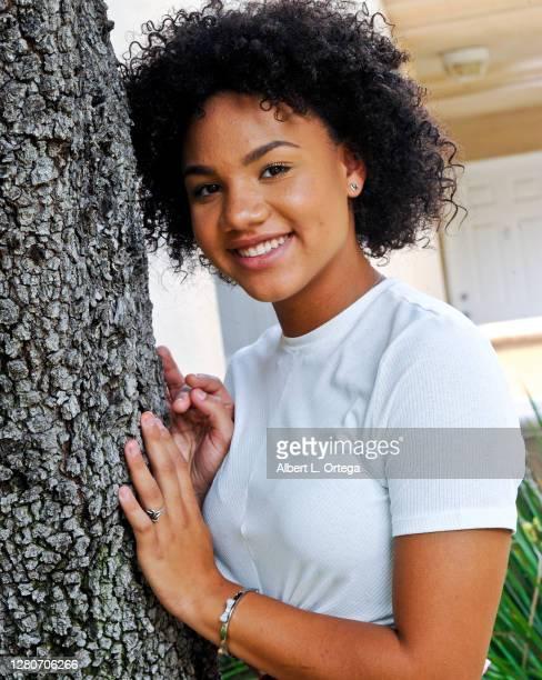 Actress Jillian Estelle poses during a portrait session on September 7, 2020 in Santa Clarita, California.
