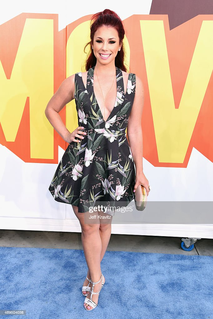 2015 MTV Movie Awards - Red Carpet