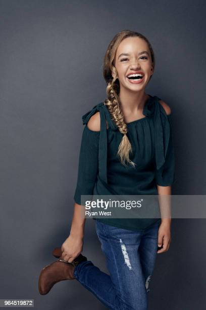 Actress Jillian Shea Spaeder is photographed in September 2016 in Los Angeles California