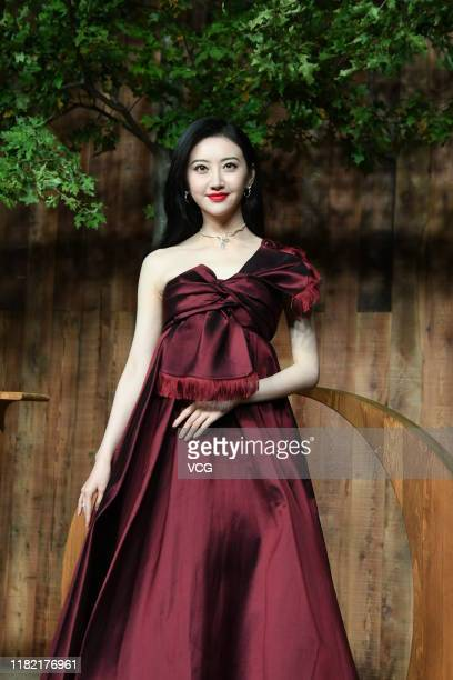 Actress Jing Tian attends Dior Fashion Show on October 19 2019 in Shanghai China