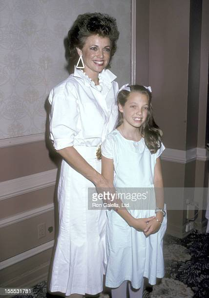Actress Jo Ann Pflug and daughter Melissa Woolery attend the Young Musicians Foundation's Fifth Annual Celebrity Mother/Daughter Fashion Show on...