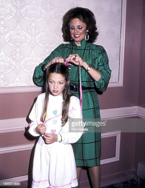 Actress Jo Ann Pflug and daughter Melissa Woolery attend the Young Musicians Foundation's Third Annual Celebrity Mother/Daughter Fashion Show on...