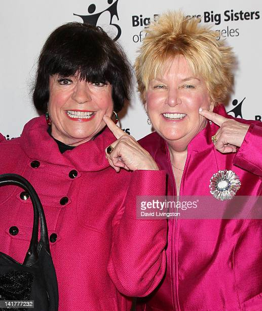 Actress Jo Anne Worley and BBBSLA Guild president Mary Willard attend Big Brothers Big Sisters of Greater Los Angeles presents Accesories for Success...