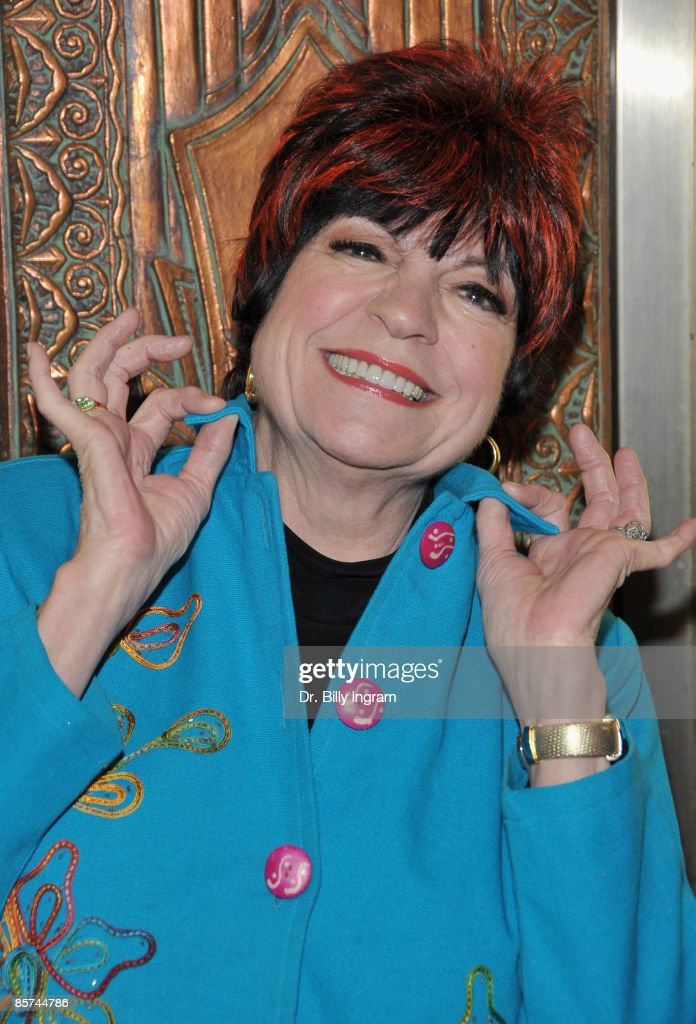 Actress Jo Anne Worley arrives to the opening night of 'Rain: A Tribute To The Beatles' at The Pantages Theatre on March 31, 2009 in Los Angeles, California.