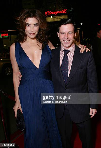 Actress Jo Champa and producer Andrew Kosove arrive at the premiere of Warner Bros' 'PS I Love You' held at Grauman's Chinese Theater on December 9...