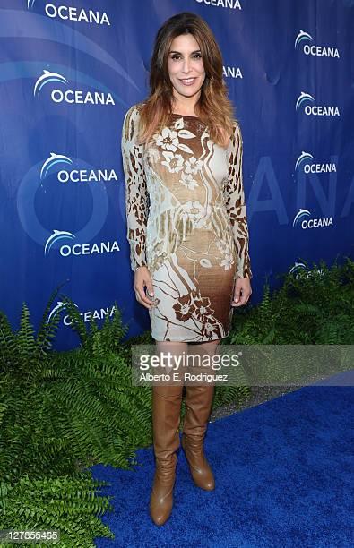 Actress Jo Champa arrives to the 4th annual Oceana SeaChange summer party at Villa di Songhi on October 1 2011 in Laguna Beach California
