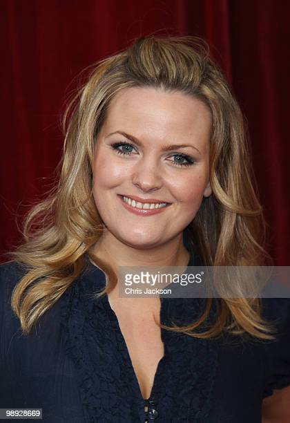 Actress Jo Joyner attends the 2010 British Soap Awards held at the London Television Centre on May 8 2010 in London England