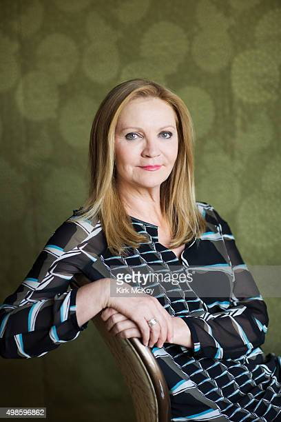 Actress Joan Allen of 'Room' is photographed for Los Angeles Times on October 13 2015 in Los Angeles California PUBLISHED IMAGE CREDIT MUST READ Kirk...