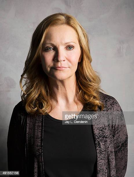 Actress Joan Allen of the film Room is photographed for Los Angeles Times on September 25 2015 in Toronto Ontario PUBLISHED IMAGE CREDIT MUST READ...