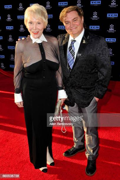Actress Joan Benedict Steiger attends 2017 TCM Classic Film Festival's opening night gala and 50th anniversary screening of 'In The Heat Of The...