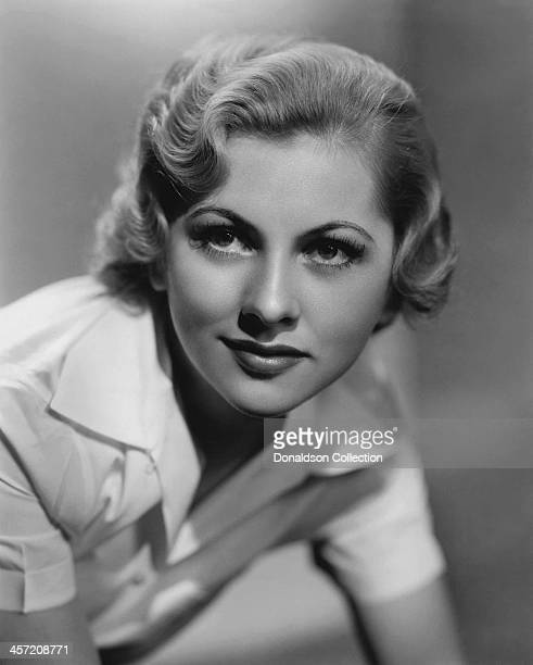 Actress Joan Fontaine poses for a portrait circa 1937 Photo by