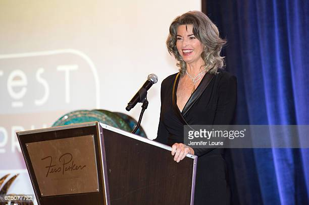 Actress Joan Severance attends FestForums at The Fess Parker A Doubletree by Hilton Resort on November 21 2016 in Santa Barbara California