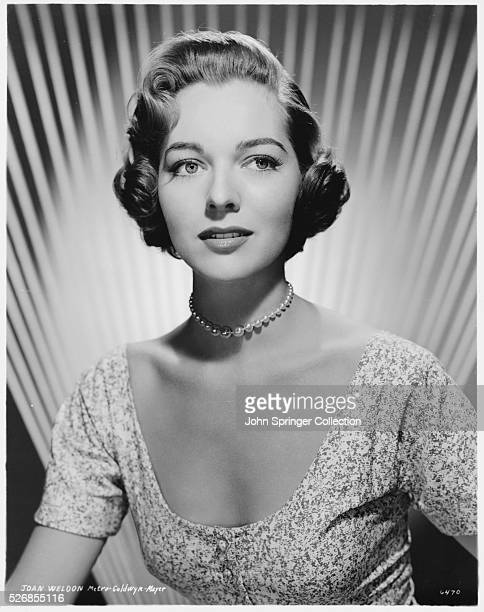 Actress Joan Weldon at the time of her appearance in the 1954 movie Deep in My Heart
