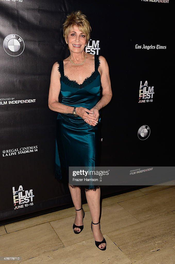 "2015 Los Angeles Film Festival - ""Too Late"" Premiere"