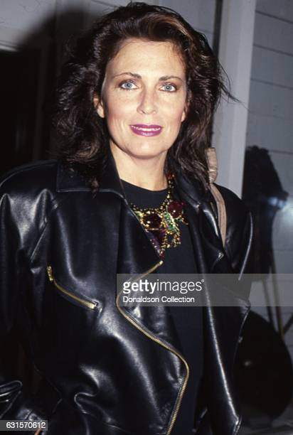Actress Joanna Cassidy attends an event in October 1987 in Los Angeles California