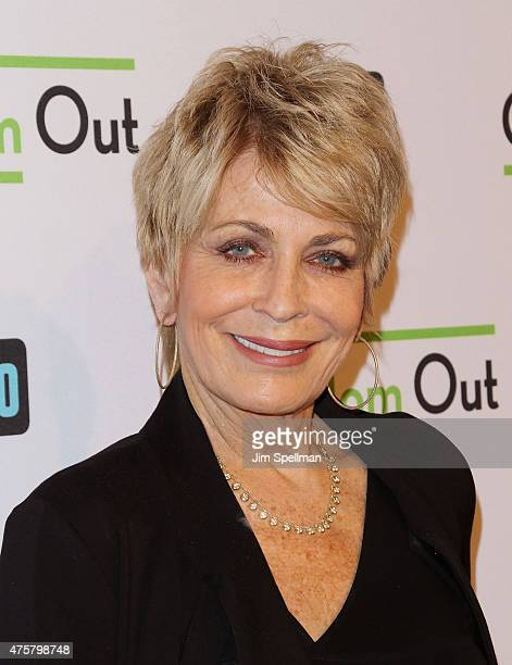 Actress Joanna Cassidy attends the Bravo Presents a special screening of Odd Mom Out at Florence Gould Hall on June 3 2015 in New York City