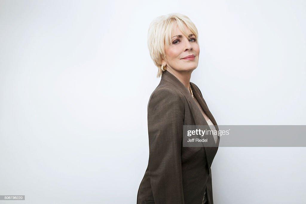 Joanna Cassidy, TV Guide Magazine, January 15, 2015