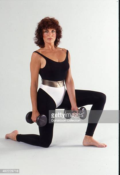 Actress Joanna Cassidy poses for a portrait in circa 1985 in Los Angeles California
