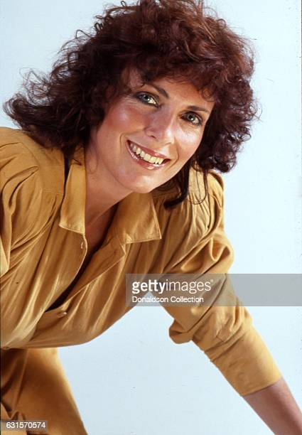 Actress Joanna Cassidy poses for a portrait session in circa 1990 in Los Angeles California