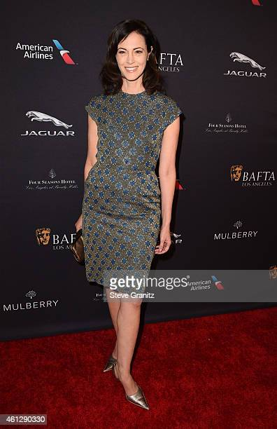 Actress Joanna Going attends the 2015 BAFTA Tea Party at The Four Seasons Hotel on January 10 2015 in Beverly Hills California