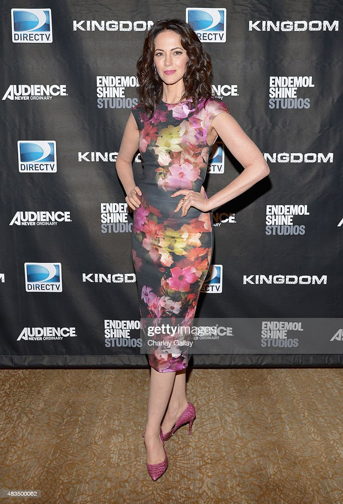 "DIRECTV Presents Season 2 Of ""KINGDOM"" At The 2015 TCA Summer Press Tour"