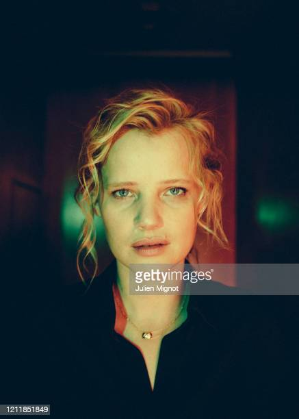 Actress Joanna Kulig is photographed for Grazia Daily, on May, 2018 in Cannes, France. . .