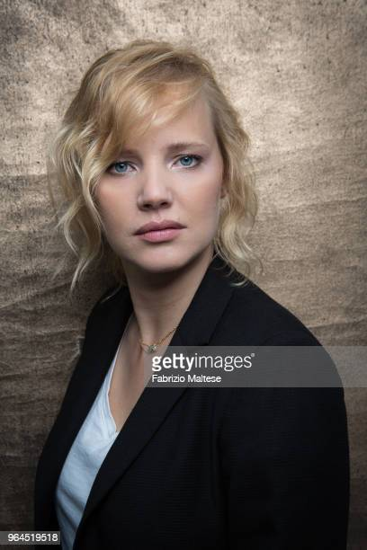 Actress Joanna Kulig is photographed for The Hollywood Reporter, on May, 2018 in Cannes, France. . .