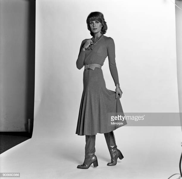 Actress Joanna Lumley 5th September 1974