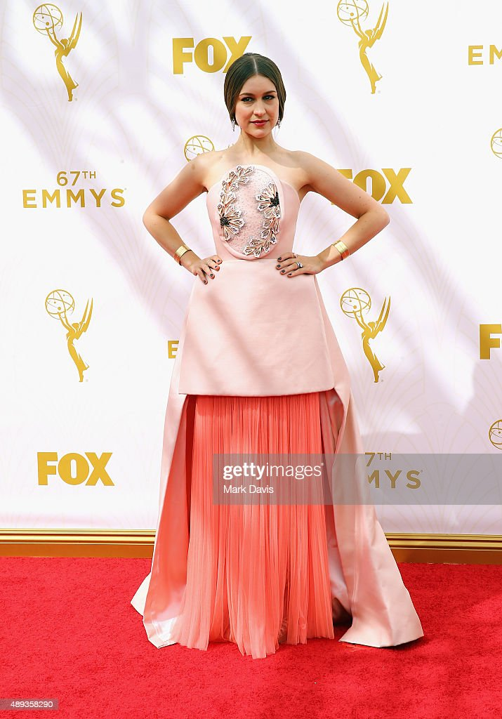 In Focus: Bright & Bold Colors On The Red Carpet At The 67th Primetime Emmy Awards