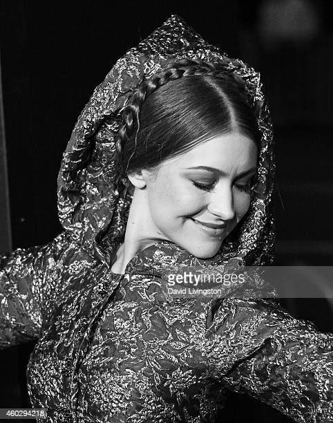 Actress Joanna Newsom attends the pemiere of Warner Bros Pictures' Inherent Vice at the TCL Chinese Theatre on December 10 2014 in Hollywood...