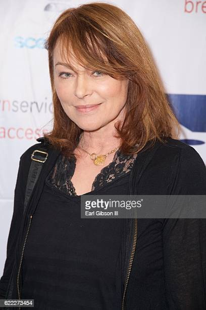 Actress Joanna Pacula attends the 2016 TMA Heller Awards Ceremony at The Beverly Hilton Hotel on November 10 2016 in Beverly Hills California