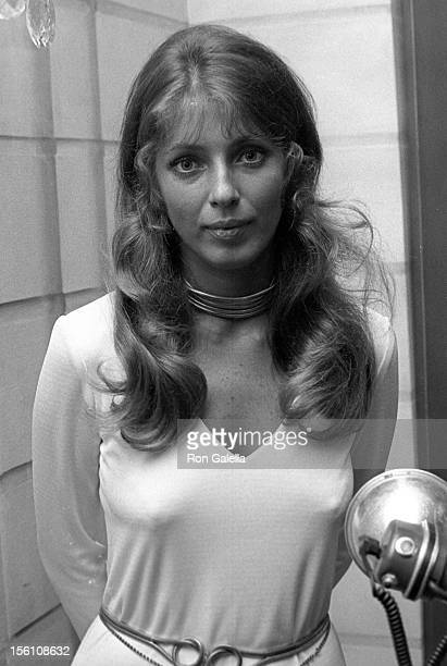 Actress Joanna Shimkus attending 'Andrew Young For Congress Support Committee Dinner Dance' on June 10 1970 at the Pierre Hotel in New York City New...