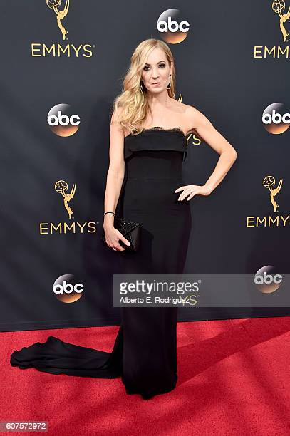 Actress Joanne Froggatt attends the 68th Annual Primetime Emmy Awards at Microsoft Theater on September 18 2016 in Los Angeles California
