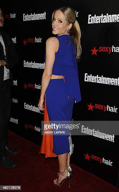 Actress Joanne Froggatt attends the Entertainment Weekly celebration honoring nominees for the Screen Actors Guild Awards at Chateau Marmont on...