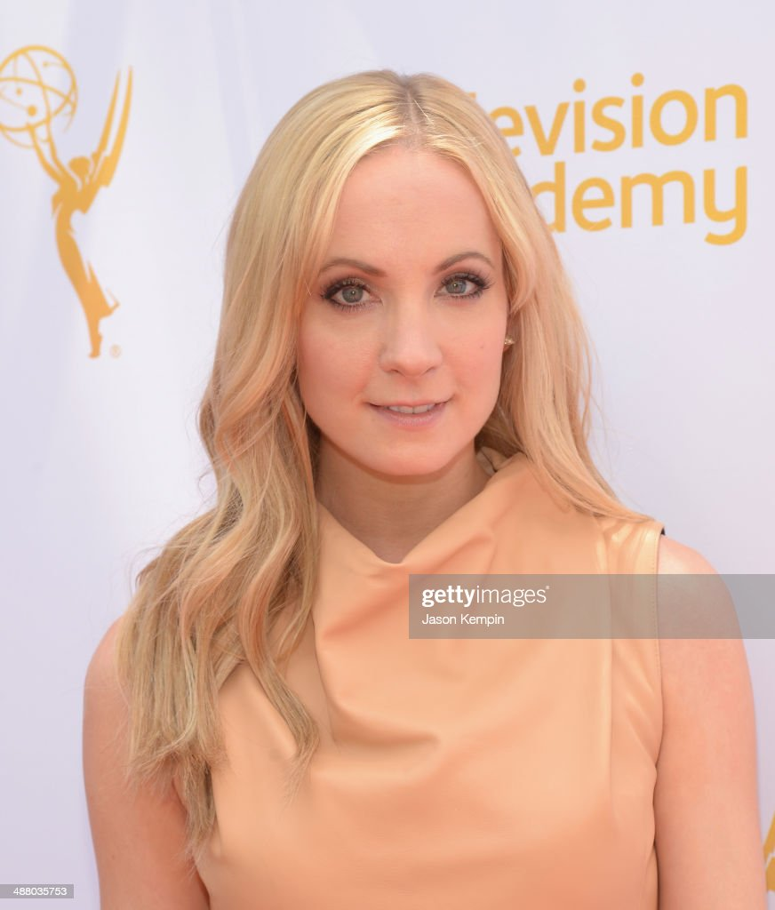 Actress Joanne Froggatt attends The Television Academy Presents An Afternoon with 'Downton Abbey' at Paramount Studios on May 3, 2014 in Hollywood, California.