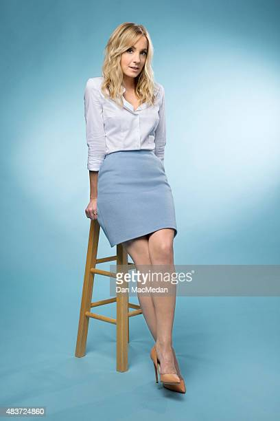 Actress Joanne Froggatt is photographed for USA Today on August 1 2015 in Beverly Hills California