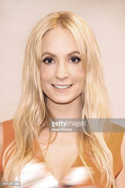 Actress Joanne Froggatt poses for a portrait at the SAG Foundation's 'Downton Abbey' Los Angeles screening on May 27 2014 in Los Angeles California