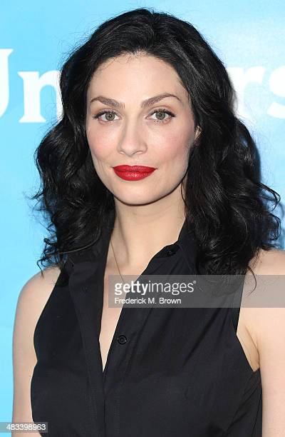 Actress Joanne Kelly attends NBCUniversal's Summer Press Day at The Langham Huntington Hotel and Spa on April 8 2014 in Pasadena California