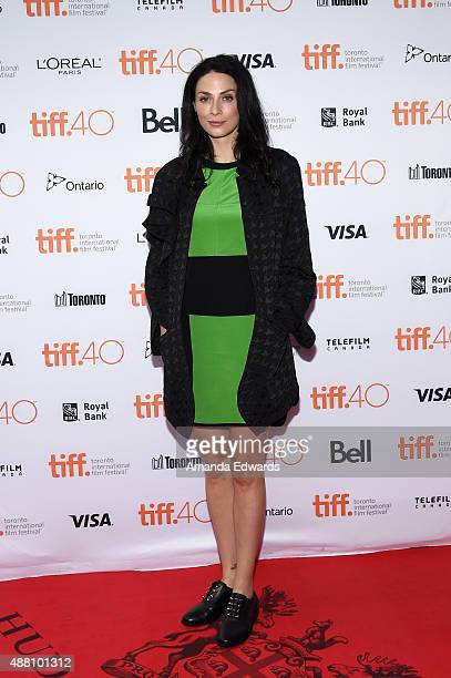 """Actress Joanne Kelly attends the """"Closet Monster"""" photo call during the 2015 Toronto International Film Festival at Ryerson Theatre on September 13,..."""