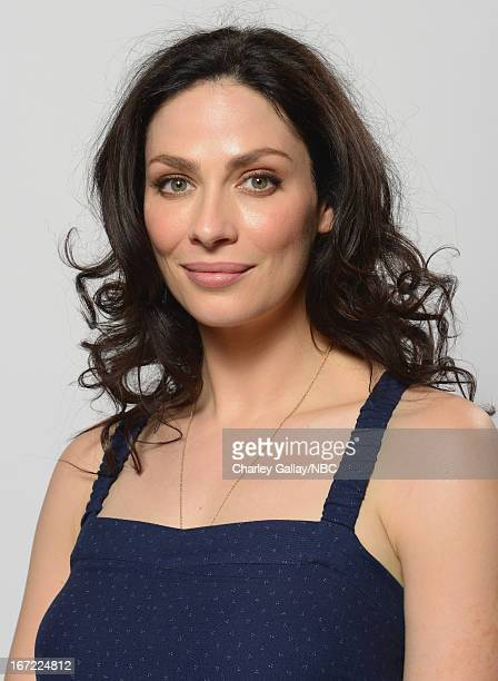 Actress Joanne Kelly poses for a portrait at the NBC Universal Summer 2013 Press Day at Langham Hotel on April 22 2013 in Pasadena California