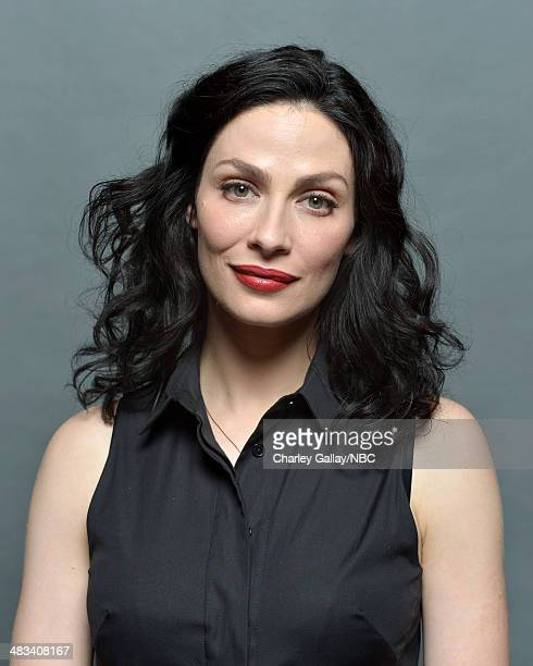 Actress Joanne Kelly poses for a portrait during the 2014 NBCUniversal Summer Press Day at The Langham Huntington on April 8 2014 in Pasadena...