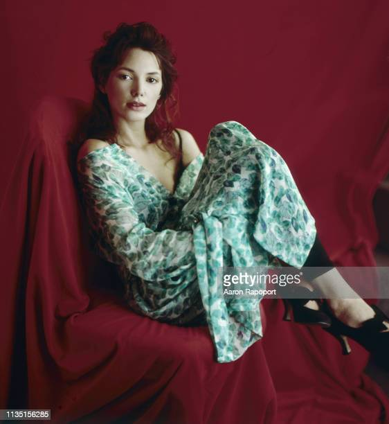 Actress Joanne Whalley poses for a portrait circa 1997 in Los Angeles California