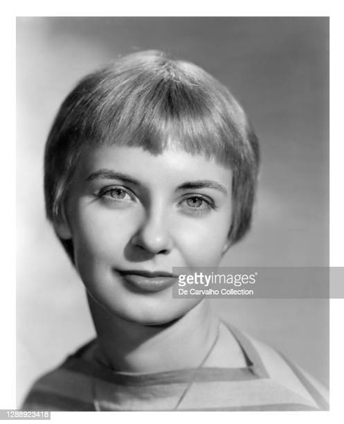 Actress Joanne Woodward as 'Lissy' in a publicity shot from the movie 'Count Three and Pray' United States.