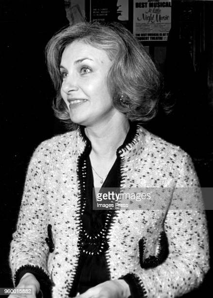 Actress Joanne Woodward at New York Film Critics Circle Awards. Woodward received award for being best actress of 1973 in film Summer Wishes, Winter...