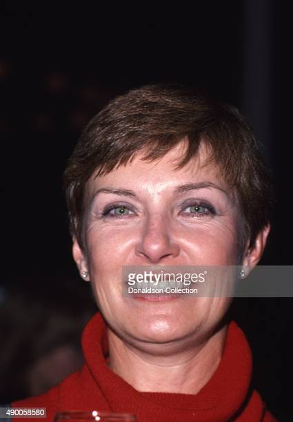 Actress Joanne Woodward attends an event in December 1980 in Los Angeles, California.